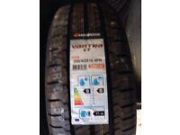 Van/pick-up commercial tyres