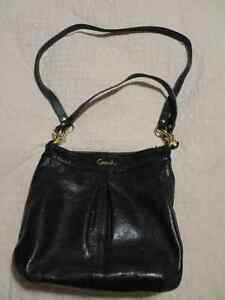 Brand New Black Coach Purse for Sale West Island Greater Montréal image 1