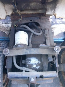 Ford LGT 17H for parts or take the whole thing for $250 Kingston Kingston Area image 2