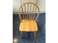 6 Kitchen Chairs