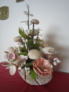 Sea Shell Bouquet Arrangement