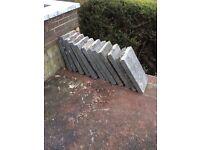 Coping stones heavy duty apex concrete