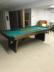 Gendron Pool Table Buy Sell Items From Clothing To Furniture And - Sell your pool table