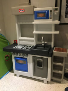 Little Tikes Kitchen with extras $50 OBO
