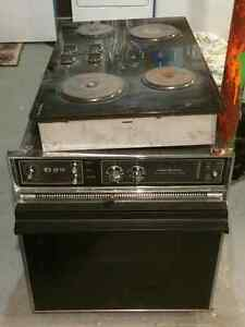 GE Stove top and oven