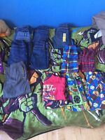 Boys Jeans and Jammie's in Excellent Condition
