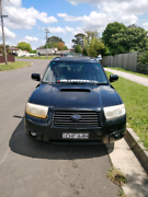 Subaru Forester XT Luxury Villawood Bankstown Area Preview