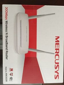 MERCUSYS 300 MBPS wireless Router