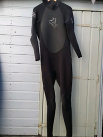 Xcel 3/2 back zip wetsuit