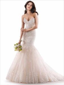 New Maggie Sottero Marianne Wedding Dress