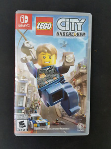 Lego City Undercover sur Nintendo Switch