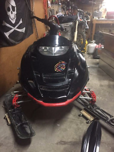 Reduced! 2003 RMK 800 159 New engine and clutches. $2200