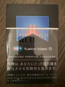 Marlboro fusion blast 5
