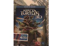 Ninja turtles 3D no glasses