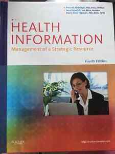 HIM -Health Information: Management of a Strategic Resource, 4t