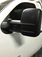 Towing mirrors for GMC /Chev trucks