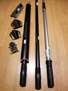Drywall taping tools