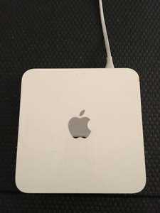 Apple AirPort Time Capsule/Routeur backup WiFi ‒ 1 To