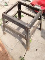 **TABLE SAW TABLE**