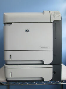 HP LASERJET P4015X MONOCHROME LASER WORKGROUP PRINTER - CB511A