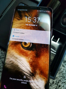 Samsung S9 MINT!