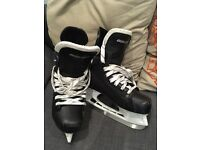 Bauer ice hockey skates (uk 3,5)