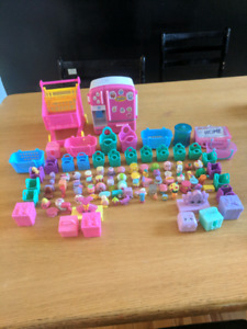 Shopkins + excesories