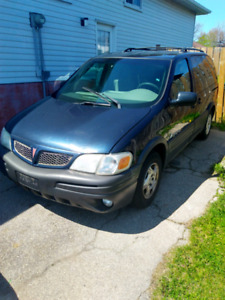 2001 Pontiac Montana - As Is