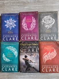 Cassandra Clares Shadowhunters Saga