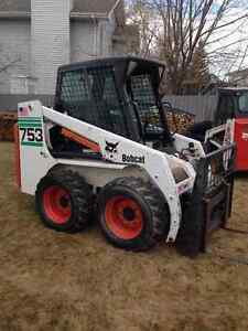 Skid Steer, Bobcat  Services and Rentals Edmonton Edmonton Area image 6