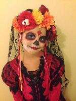 Face Painting by Jessica