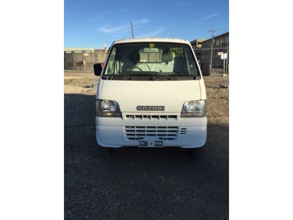 Used 1999 Suzuki Carry Mini Truck