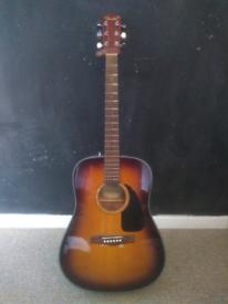 Fender CD-60 Sunburst acoustic guitar