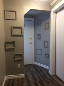 One bedroom on west side