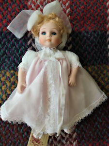 Pretty Victorian-style doll ideal for play or decoration