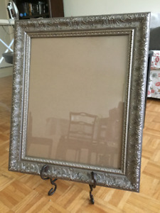 Large Frame and Stand