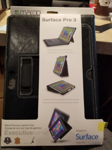 Brand New Leather Case/Folio for Surface Pro 3