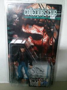 McFarlane Collector's Club Todd the artist  $15