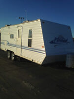 2003 24' NOMAD TRAVEL TRAILER WITH BUNKS