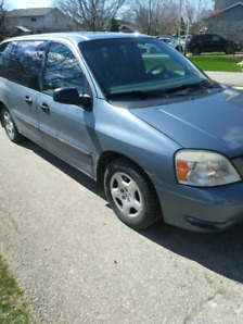 2004 ford freestar as is