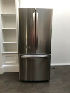 Stainless Steal Appliances Set (3): Fridge, Range + Dishwasher!!