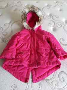 Pink Old Navy coat Kitchener / Waterloo Kitchener Area image 1