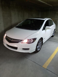 2011 Acura Csx i-tech Price Dropped