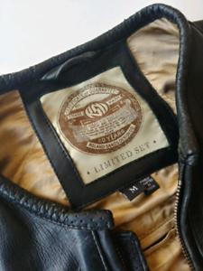Roland Sans Leather jacket fit M-L