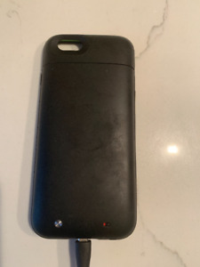 Mophie wireless charging case for iPhone 6