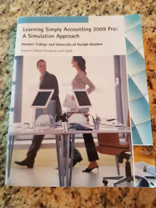 Learning Simply Accounting 2009 Pro: A Simulation Approach Text