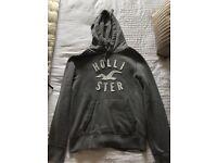 Hollister mens hoodie