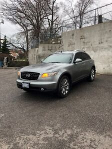 2004 Infiniti FX45 (Fully Loaded)
