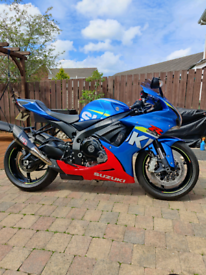 Gsxr-600 Moto GP edition
