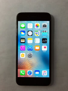 FACTORY UNLOCKED Space Grey 64GB iPhone 6 (A Condition)